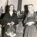 1977 Zuster borromea neemt afscheid