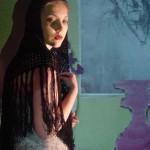 Ana in haar rol als drama queen
