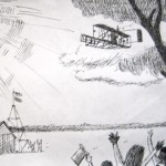 Eerste vliegtuigvlucht02