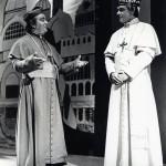 Kardinaal (Martin Welten) en paus (Frans van Breughel)