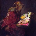 Moeder van Rembrandt