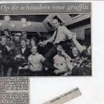 7 Voorpagina Brabants Nieuwsblad op zaterdag