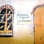 maquette huis van Bassarus