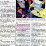 Artikel in de L.A. Times