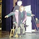 Bassarus en de pastoor