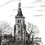 Marco van de Broek Toren Hervormde Kerk