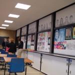 Open dag 2002 tekenlokaal