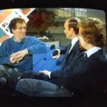Screenshot van de uitzending