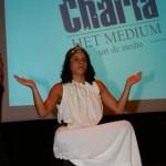 In scene: Charla