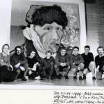 Kees, Pieter, de schilders van het eerste bord en ondergetekende