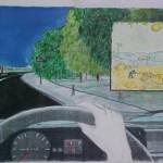 SO opdracht Van Gogh langs de weg 1