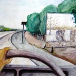 SO opdracht Van Gogh langs de weg 3