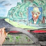 SO Van Gogh langs de weg 6