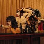 Kisscorso: de maquette voor de praalwagen