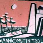1 Griekse schepen komen aan bij Troje