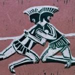 3 Tweegevecht Paris en Menelaos