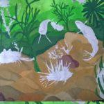 Mariëttes onvoltooid aquarium
