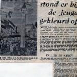 1965 Tekenwedstrijd Euromast