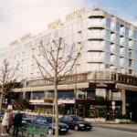 Het Hilton aan het meer van Genève