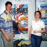 Martijn en Janneke, 1e prijs 18-21 jaar