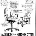Advertentie ontwerp voor Ahrend door Anke Helmich