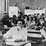 Briefing voor de deelbnemende leerlingen door de Stem-afvaardiging
