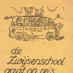 Omslag gidsje schoolreis 1959-1960