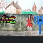 graffiti onderbouw 9