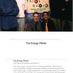Team van The Energy Planet