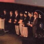 Gold award voor het Energy Planet Team