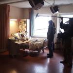 Interview met een van de patiënten van de hartafdeling