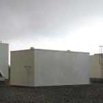 Ook op het andere dak is het uitzicht prut
