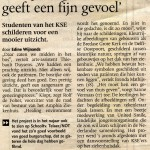 Artikel in Bn/DeStem