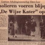 11. Verslag Brabants Nieuwsblad