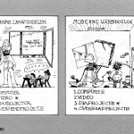 Moderne leermiddelen