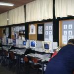 Screenies in het computerlokaal