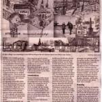 Plattegrond in de krant