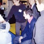 TQ 2000 winnaar Hans legt uit.