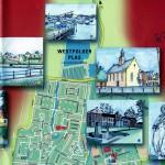 Detail plattegrond Leur