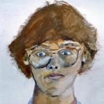 Zelfportret bovenbouw,Christoffel