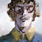Zelfportret bovenbouw, Wilbert