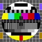 Testbeeld kleuren tv
