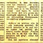 Artikel Dagblad De Stem