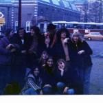 1977 Met Vwo 6 een dagje Amsterdam