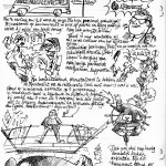 1977 Met Vwo6 naar Amsterdam, verslag uit schoolblad Slurfje