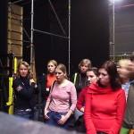 Achter de schermen van het Muziektheater