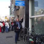 Mijn filiaal in Amsterdam