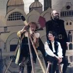 Scène uit Galileo Galileï