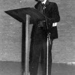 1981 Afscheid collega tekenen zuster Virgo