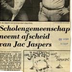 1983 Jac Jaspers